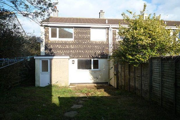 Thumbnail End terrace house to rent in Trehane Road, Camborne