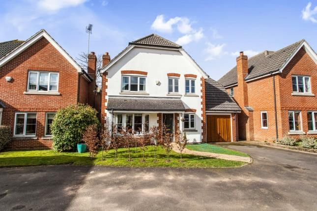 4 bed detached house for sale in Staleys Acre, Borough Green, Sevenoaks
