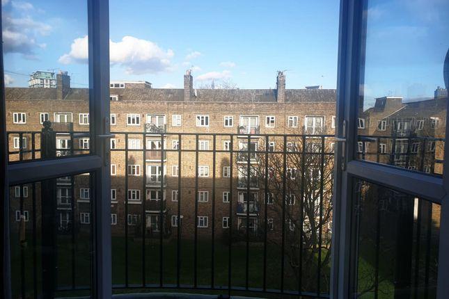 Thumbnail Flat to rent in Lambeth Road, London
