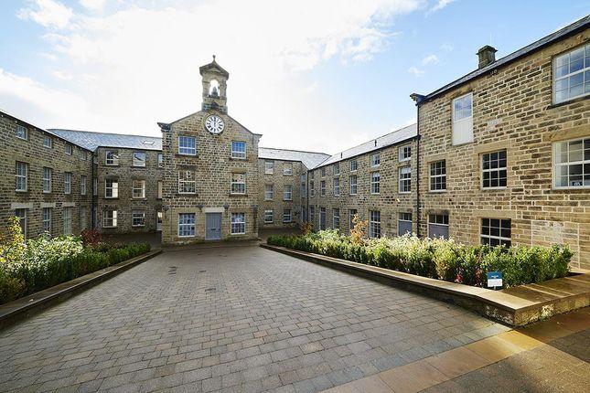 2 bed flat for sale in 17 Glasshouses Mill, Glasshouses, Harrogate HG3