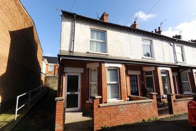 Thumbnail Terraced house for sale in Hillview Avenue, Ballyhackamore, Belfast