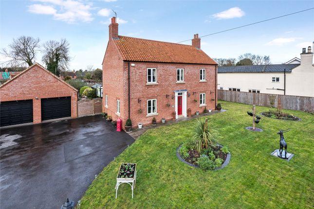 Thumbnail Detached house for sale in Chapel Lane, Ashby Cum Fenby