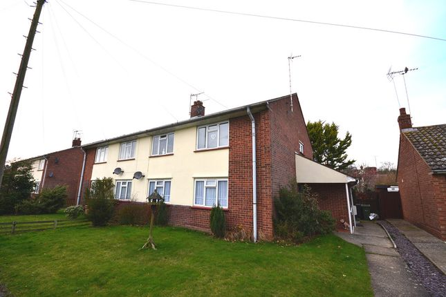 Thumbnail Maisonette for sale in The Limes, Halstead, Gosfield