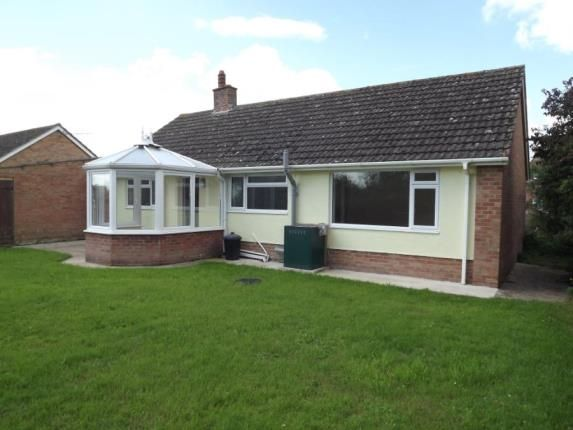 Thumbnail Bungalow for sale in Moorland, Bridgwater