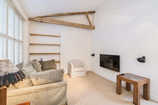 Lounge Area of Holland Park Mews, London W11