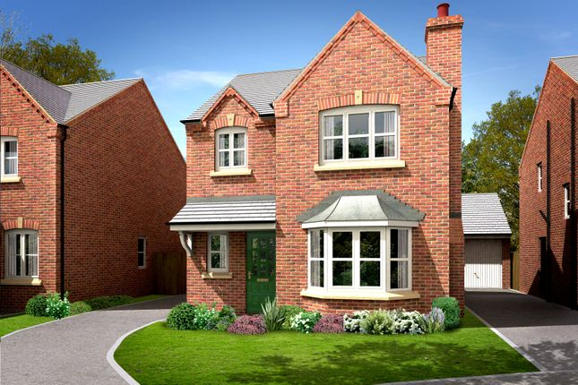 Thumbnail Detached house for sale in The Dunham 2, Greenhill Road, Liverpool, Merseysid