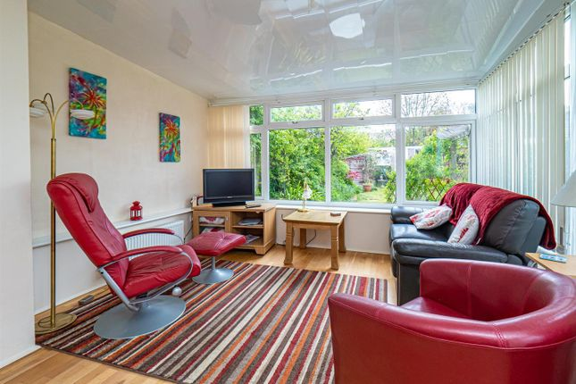 Thumbnail Terraced bungalow for sale in Hull Road, Hornsea