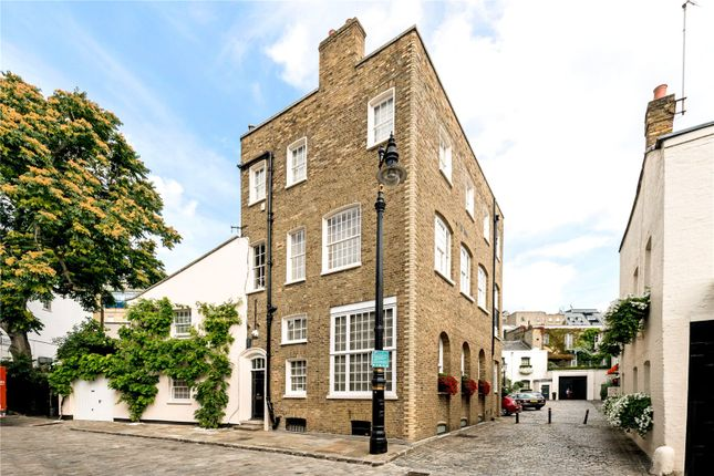 Thumbnail Flat for sale in The Courtyard, Wilton Row, Belgravia, London