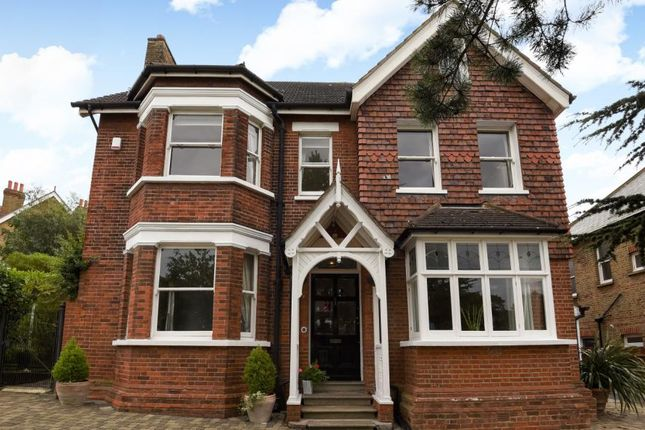 Thumbnail Detached house for sale in Shawfield Park, Bickley
