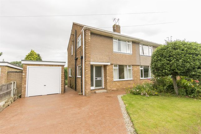 Thumbnail 3 bed semi-detached house for sale in Endowood Road, Somersall, Chesterfield