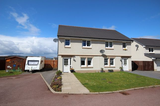 3 bed semi-detached house for sale in 32 Orchid Avenue, Slackbuie, Inverness IV2