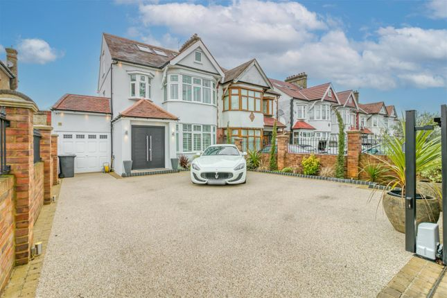 Thumbnail Semi-detached house for sale in Ridge Avenue, London