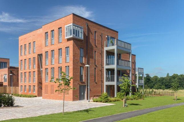 "Thumbnail Flat for sale in ""Vista Apartment"" at Hauxton Road, Trumpington, Cambridge"