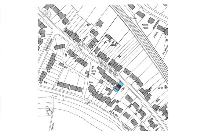 Thumbnail Land for sale in Steventon New Road, Ludlow