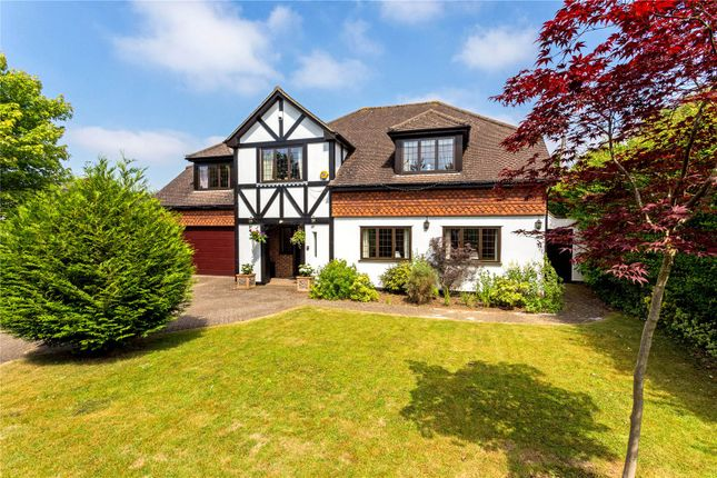 Thumbnail Detached house for sale in Kingswood Lane, Warlingham, Surrey