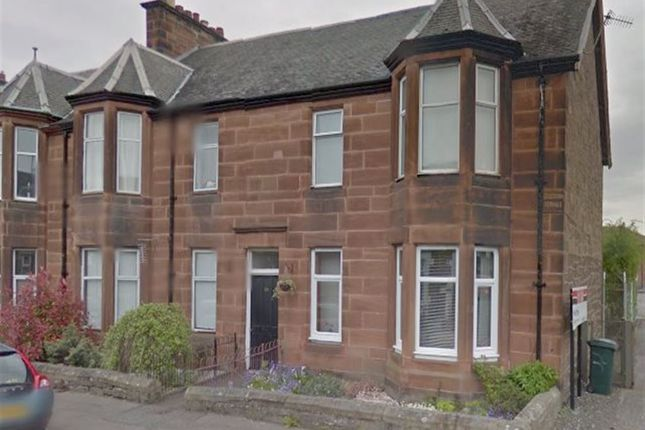 Thumbnail Terraced house to rent in Feus Road, Perth