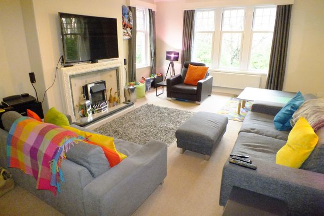 Thumbnail Flat to rent in 77 Old Park Road, Roundhay, Leeds