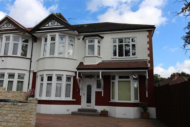 5 bed semi-detached house for sale in Dale View Avenue, North Chingford, London