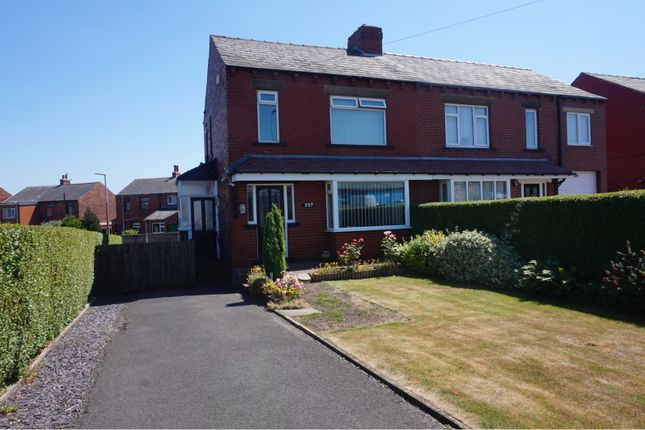 Thumbnail Semi-detached house for sale in Huddersfield Road, Liversedge