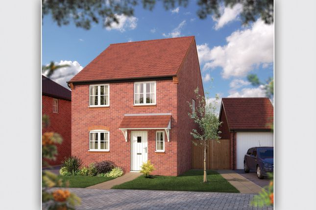 "Thumbnail Detached house for sale in ""The Salisbury"" at Ash Road, Cuddington, Northwich"
