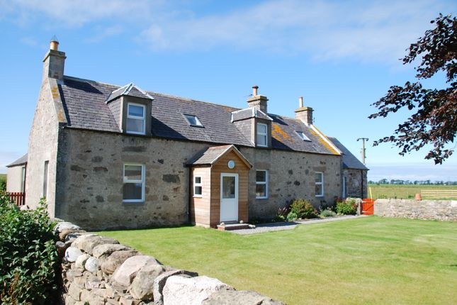 Thumbnail Farmhouse to rent in Blairnafade, Nairn