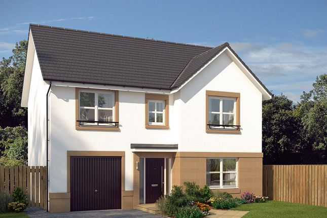 "Thumbnail Detached house for sale in ""The Norbury"" at Bowmont Terrace, Dunbar"