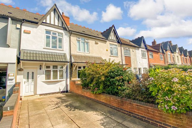 Thumbnail Terraced house for sale in Boldmere Road, Sutton Coldfield