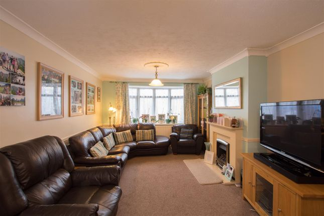 Thumbnail Semi-detached house for sale in Yiewsley Crescent, Lower Stratton, Swindon