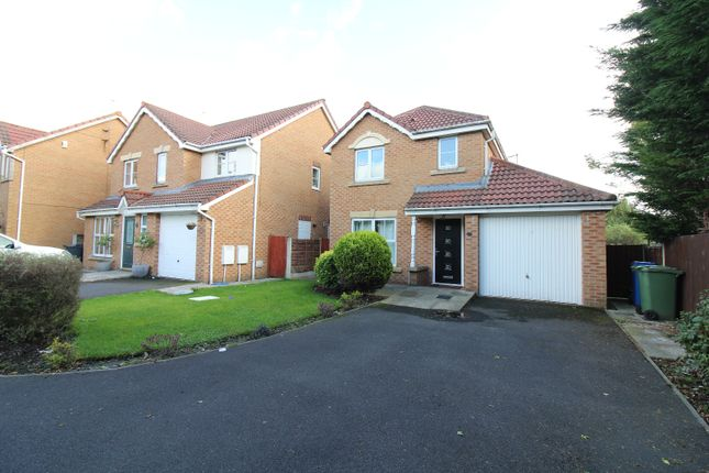 Thumbnail Detached house to rent in Ivy Gardens, Thornton