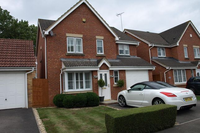 Thumbnail Detached house for sale in Lanes End, Brislington, Bristol
