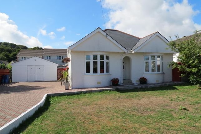 Thumbnail Detached bungalow for sale in Grove Road, St Austell, St Austell