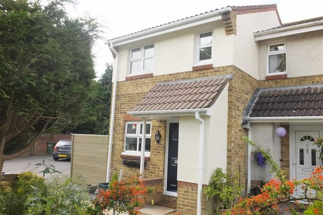 Thumbnail End terrace house to rent in Bickford Close, Barrs Court, Bristol