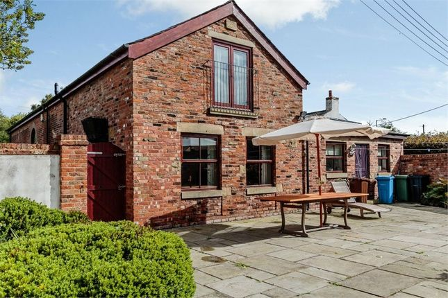 Thumbnail Barn conversion for sale in Station Road, Salwick, Preston, Lancashire