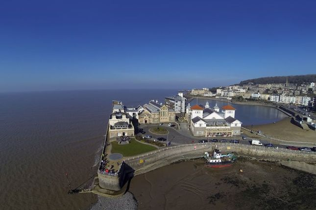Thumbnail Duplex for sale in The Beacon, Knightstone Island, Weston-Super-Mare