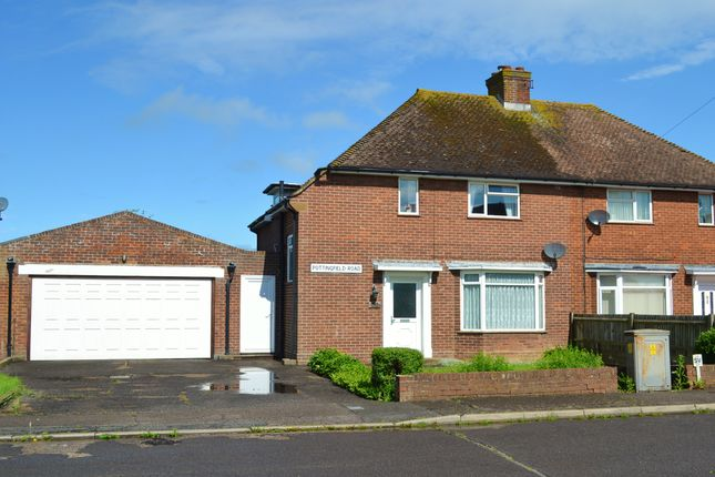 Thumbnail Semi-detached house for sale in Pottingfield Road, Rye