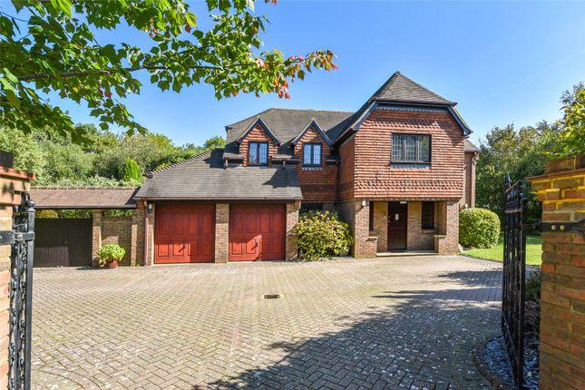 Thumbnail Detached house for sale in Lagness Road, Runcton, Chichester, West Sussex