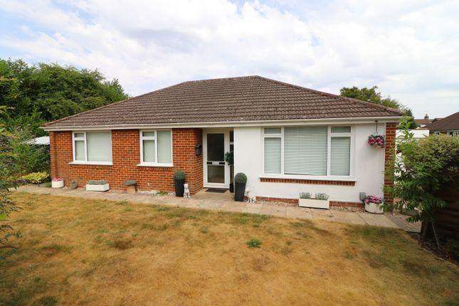 Thumbnail Detached bungalow for sale in Oak Tree Gardens, Hedge End, Southampton, Hampshire