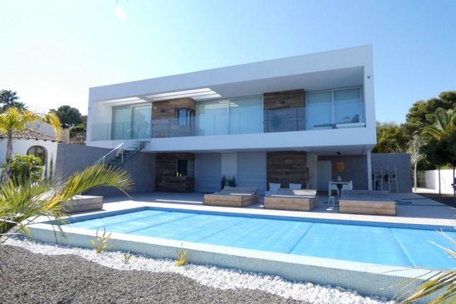 Villa for sale in Moraira, Valencia, Spain