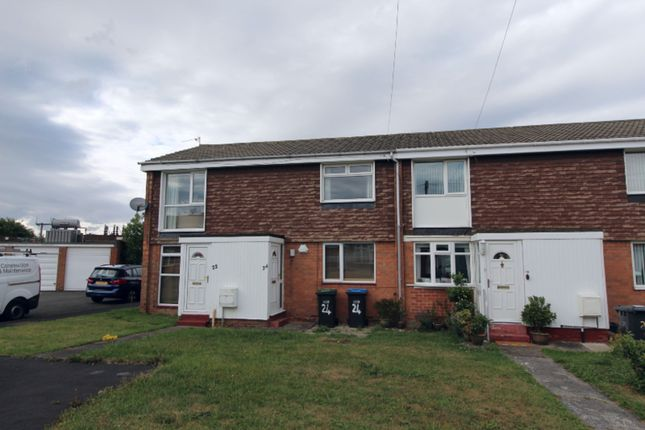 Thumbnail Flat for sale in Lilac Grove, Chester Le Street