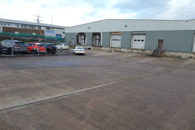 Thumbnail Warehouse to let in Treforest Industrial Estate, Treforest