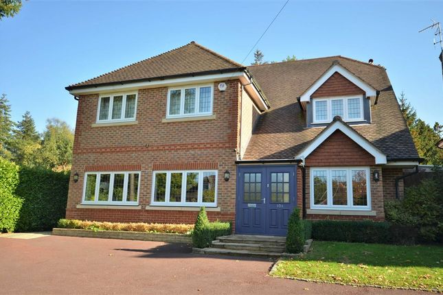 Thumbnail Detached house for sale in Old Compton Lane, Farnham