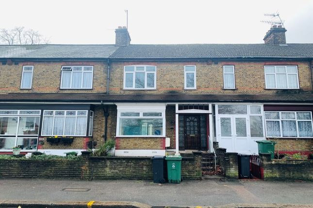 Thumbnail Terraced house to rent in Forest Road, Walthamstow, London