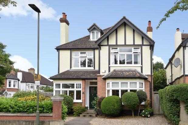 Thumbnail Property to rent in Elm Road, Beckenham