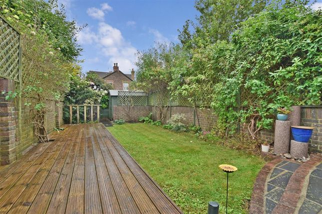 Rear Garden of Knighton Road, Earlswood, Surrey RH1