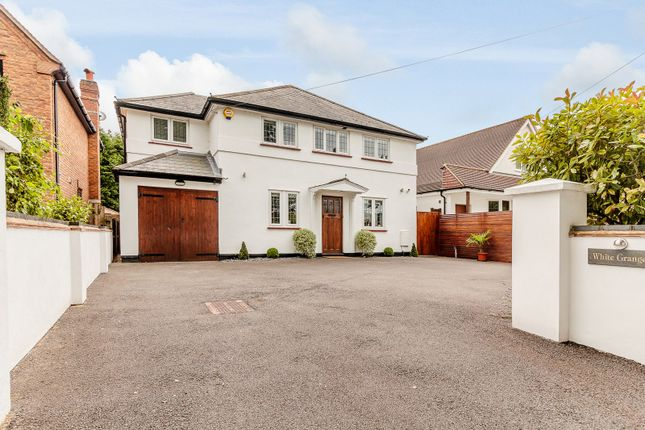 Thumbnail Detached house for sale in Sandy Lane, Send, Woking