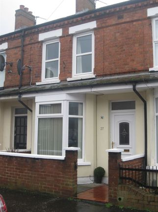 Thumbnail Terraced house to rent in Rosebery Road, Ravenhill, Belfast
