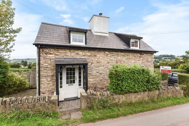 Thumbnail Cottage for sale in Hay On Wye 8 Miles, Peterchurch