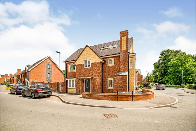Thumbnail Detached house for sale in Doolittle Avenue, High Wycombe