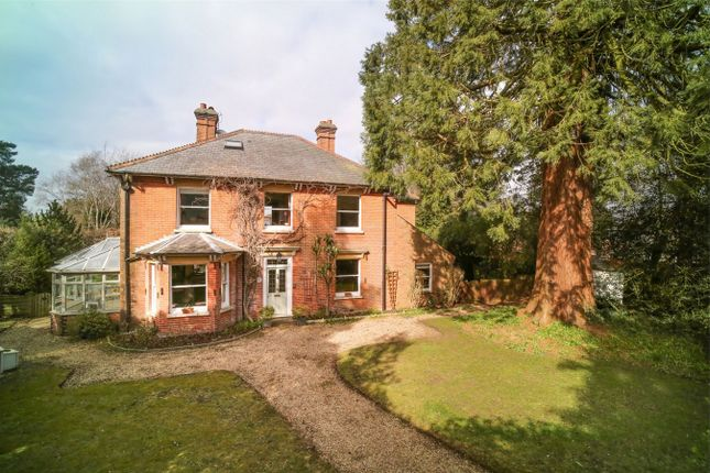 Thumbnail Property for sale in Church Road, Fleet
