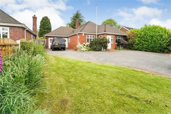 Thumbnail Detached house for sale in Chase Road, Burntwood, Staffordshire